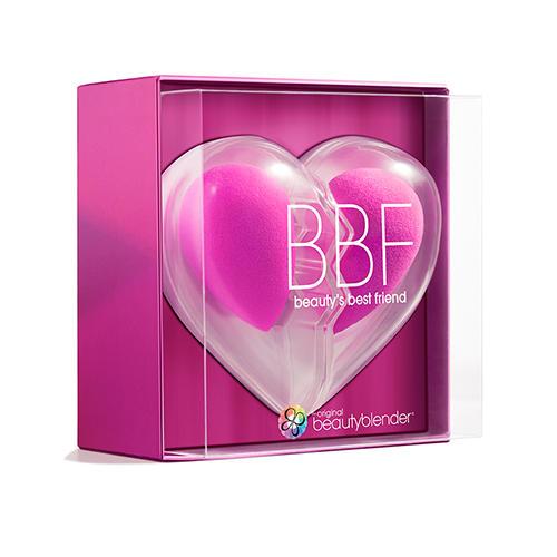 Набор beautyblender BBF (2 спонжа original) розовый (Beautyblender, Спонжи)