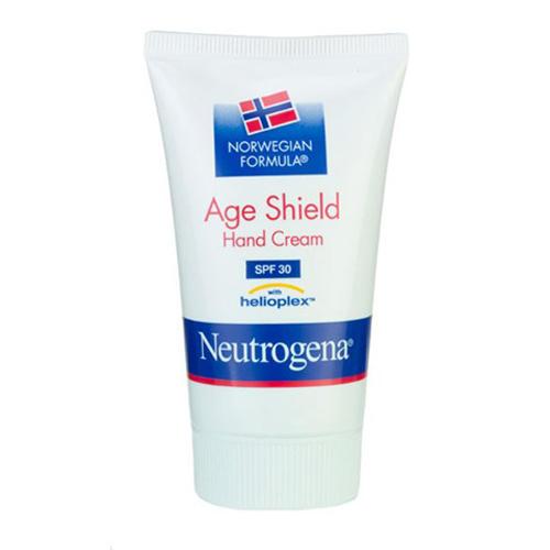Крем для рук антивозрастной SPF30 50 мл (Neutrogena, Норвежская формула) нитроджина помада для губ spf20 4 8 гр neutrogena норвежская формула