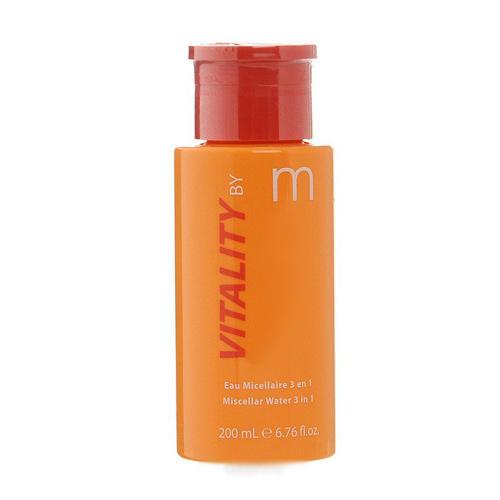 Энергия Витаминов Для Молодой Кожи Мицеллярная вода для снятия макияжа 3 в 1, 200 мл (Энергия Витаминов)