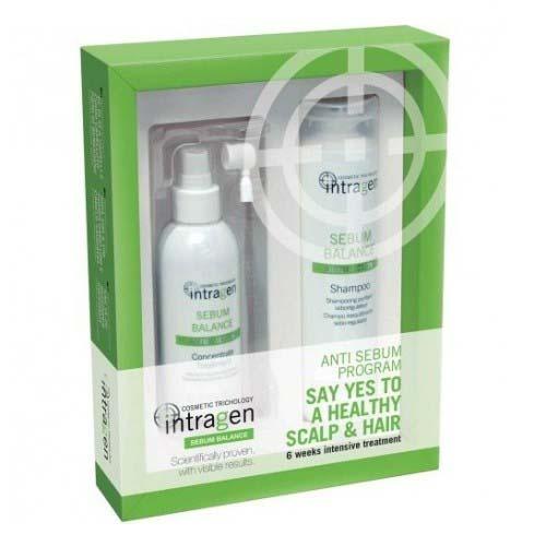 Revlon Professional Набор против жирности волос (шампунь 250 мл + концентрат 125 мл) 1 шт (Revlon Professional, Intragen) недорого