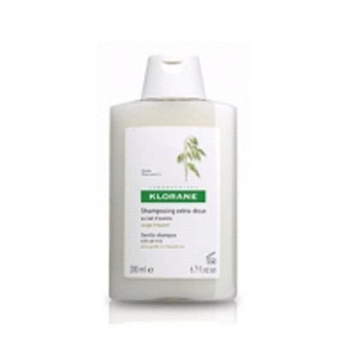 Шампунь с Овсом для частого применения, 100 мл (Klorane, Ultra Gentle) шампунь для волос klorane ultra gentle с овсом для частого применения 100 мл