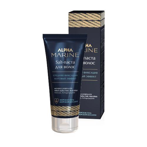 Estel Salt-паста для волос с матовым эффектом, 100 мл (Estel, Alpha Marine) salt паста для волос с матовым эффектом alpha marine 100мл