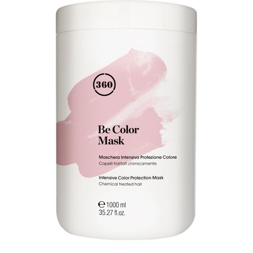 Купить 360 Интенсивная маска для защиты цвета волос 1000 мл (360, Be Color)