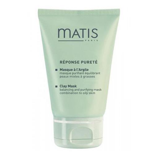 Matis matis маска для лица линия жирной кожи очищающая балансирующая 50 мл