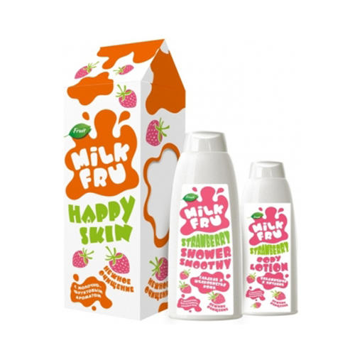 ����� Milk Happy Skin (���� ��� ���� 400 ��+ ������� ��� ���� 200 �� +���������� �������) (Happy skin)