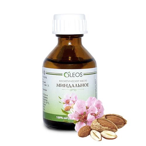Oleos Миндальное косметическое масло 30 мл (Oleos, Косметическое масло) недорого