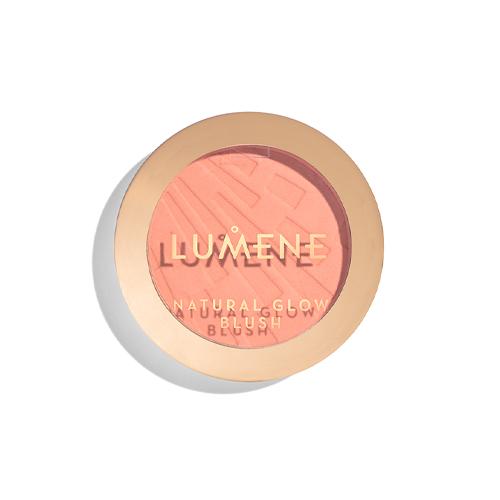 Lumene Румяна Natural Glow 4 г (Lumene, Blush) румяна blush box glowing multicolour 2 оттенка