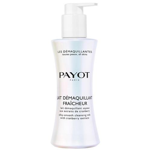 Очищающее молочко для снятия макияжа с экстрактом клюквы 200 мл (Payot, Demaquillantes) payot очищающий гель с экстрактом грейпфрута payot demaquillantes gel demaquillant dtox 0065074173 200 мл