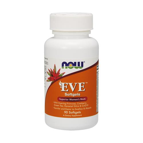 Now Foods Витамины для женского здоровья Ева 1530 мг, 90 таблеток (Now Foods, Витамины и пищевые добавки) фото