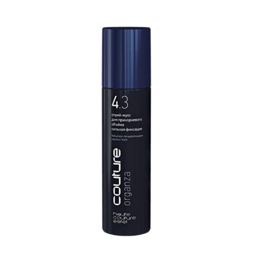 Купить Estel Спрей-мусс для прикорневого объема волос Сильная фиксация, 250 мл (Estel, Стайлинг), Россия