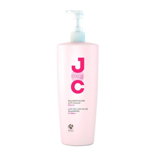 Barex Шампунь против желтого оттенка волос с УФ-фильтром 1000 мл (Barex, JOC)