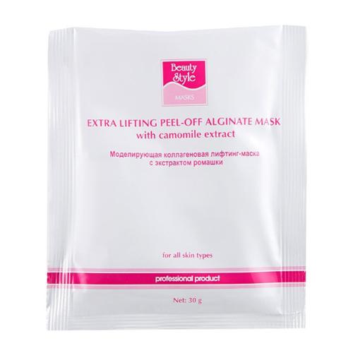цена Beauty Style Моделирующая коллагеновая лифтинг-маска с экстрактом ромашки 30 гр (Beauty Style, Моделирующие альгинатные лифтинг-маски) онлайн в 2017 году