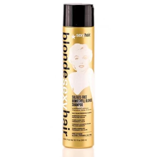 Sexy Hair Шампунь для сохранения цвета без сульфатов 300 мл (Sexy Hair, Blonde Hair)