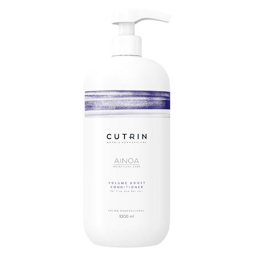 Cutrin Кондиционер для придания объема 1000 мл (Cutrin, Ainoa) cutrin ainoa volume boost shampoo