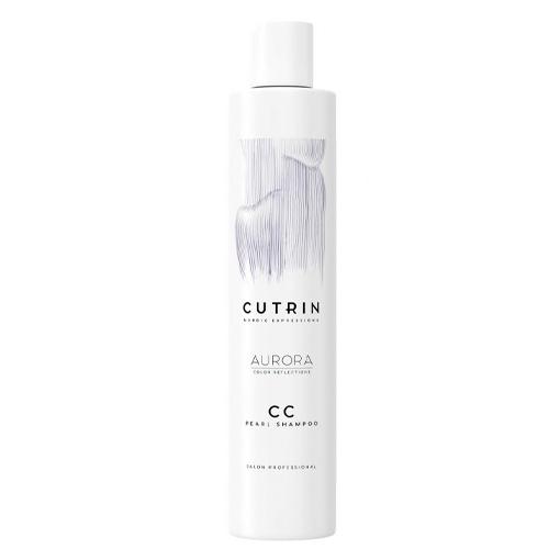 Купить Cutrin Тонирующий шампунь Перламутровый блеск 250 мл (Cutrin, Aurora), Финляндия