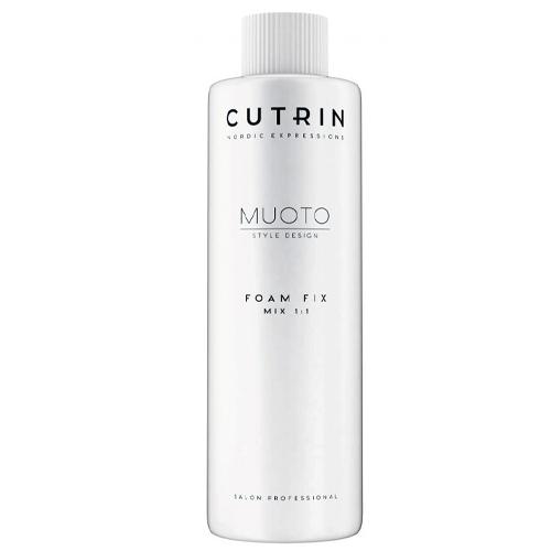 Cutrin Пенный нейтрализатор для нормальных и труднозавиваемых волос, 1000 мл (Cutrin, Muoto)