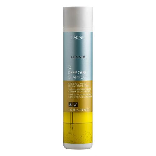 Lakme Восстанавливающий шампунь для поврежденных волос 300 мл (Lakme, Teknia) lakme для волос