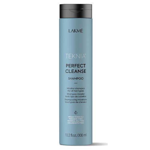 Lakme Мицеллярный шампунь для глубокого очищения волос 300 мл (Lakme, Teknia) фото
