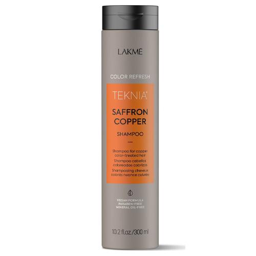 Lakme Шампунь для обновления цвета медных оттенков волос 300 мл (Lakme, Teknia)
