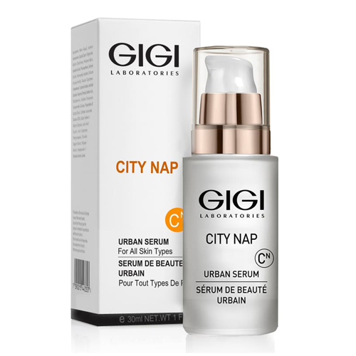 GIGI Urban Serum Сыворотка Скульптурирующая 30 мл (GIGI, City Nap)