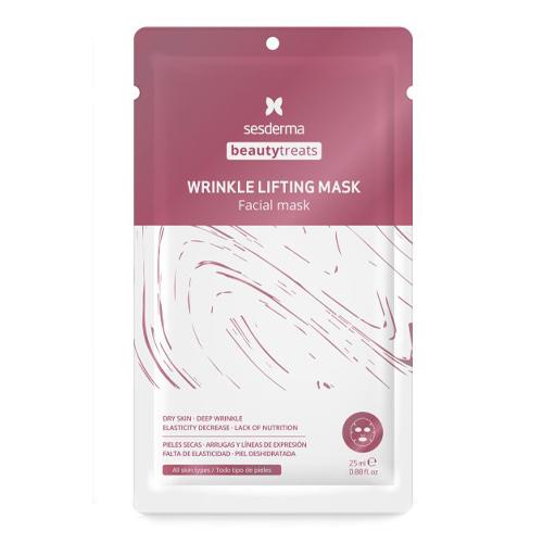 Sesderma Маска антивозрастная для лица 1 шт (Sesderma, Beauty Treats) маска с желатином для лица от морщин
