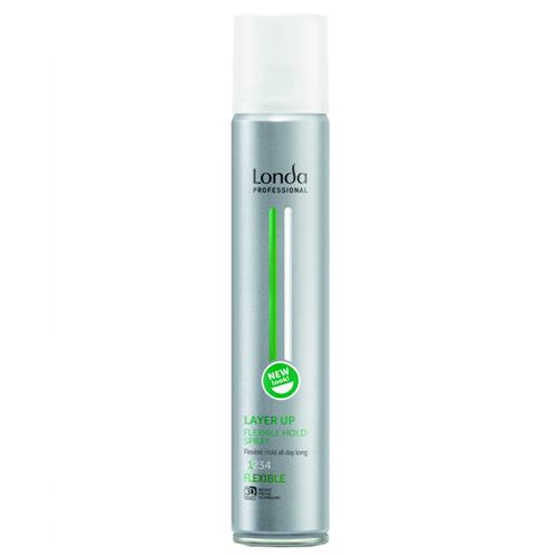 Londa Professional Лак для волос подвижной фиксации Layer Up 500 мл (Londa Professional, Укладка и стайлинг)