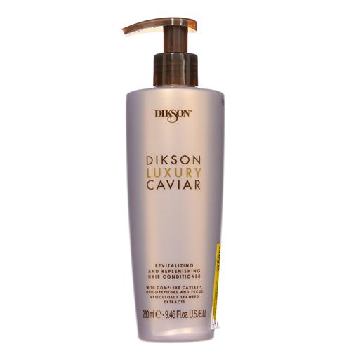 Dikson Ревитализирующий и наполняющий кондиционер Conditioner Luxury Caviar, 280 мл (Dikson, Luxury Caviar)  - Купить