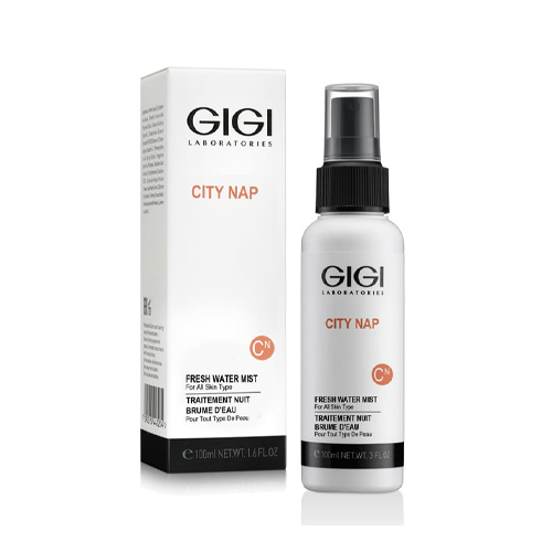GIGI Water Mist Лосьон спрей для лица Водяной туман, 100 мл (GIGI, City Nap)
