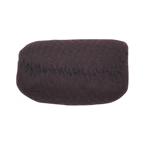 Купить Dewal Pro Валик для прически, искусственный волос + сетка, темно-коричневый 18х11 см (Dewal Pro, Валики и резинки)