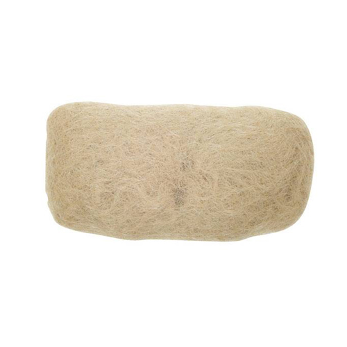 Купить Dewal Pro Валик для прически, искусственный волос + сетка, блонд 18х11 см (Dewal Pro, Валики и резинки)