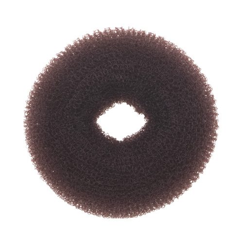 Купить Dewal Pro Валик для прически, губка, коричневый d 8 см (Dewal Pro, Валики и резинки)