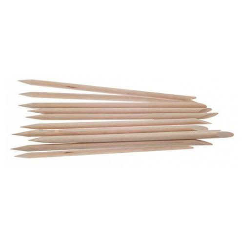 Купить Dewal Апельсиновые палочки 15 см 10 шт (Dewal, Маникюрно-педикюрные принадлежности)