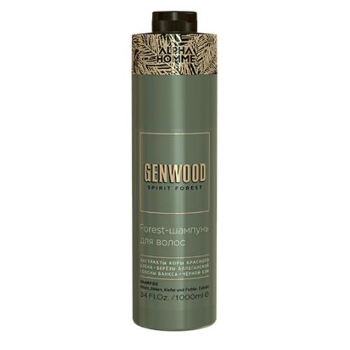 Estel Forest-шампунь для волос Genwood, 1000 мл (Estel, GENWOOD)