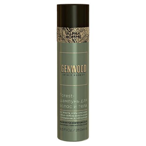 Estel Forest-шампунь для волос и тела Genwood, 250 мл (Estel, Genwood), Россия  - Купить