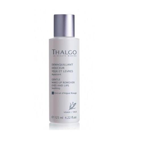 Thalgo Мягкое средство для снятия макияжа с глаз и губ 125мл (Yeux et Levres)