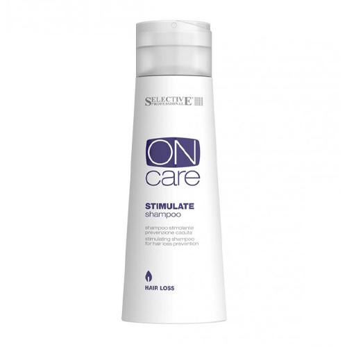 Selective Стимулирующий шампунь от выпадения волос 250 мл (Selective, Hair Loss) лучшее средство от выпадение волос
