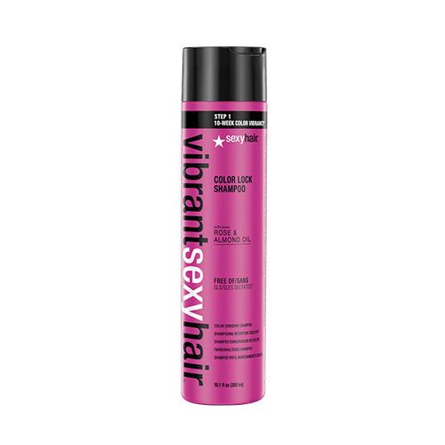Фото - Sexy Hair Шампунь для сохранения цвета 300 мл (Sexy Hair, Vibrant Sexy Hair) масло спрей сухое для волос и тела vibrant sexy hair rose elixir 165мл