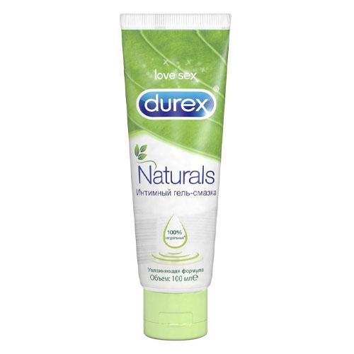 Durex Гель-смазка Интимный Naturals туба 100 мл (Durex, Гель-смазка)