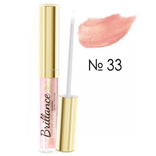 Vivienne sabo Блеск для губ с 3Д эффектом Brillance Hypnotique тон 33, 3 мл (Vivienne sabo, Губы) couleurs fraiches лаковый блеск для губ тон 02 8 мл vivienne sabo губы