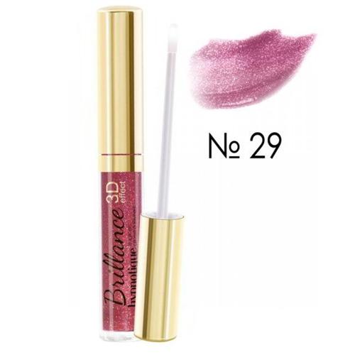 Vivienne sabo Блеск для губ с 3Д эффектом Brillance Hypnotique тон 29, 3 мл (Vivienne sabo, Губы) couleurs fraiches лаковый блеск для губ тон 02 8 мл vivienne sabo губы