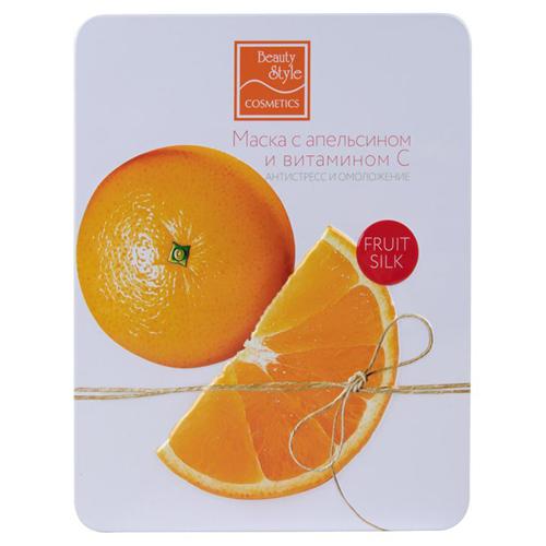 Купить Beauty Style Маска с апельсином и витамином С Антистресс и омоложение 30 мл х 7 шт (Beauty Style, Маски экспресс уход), США