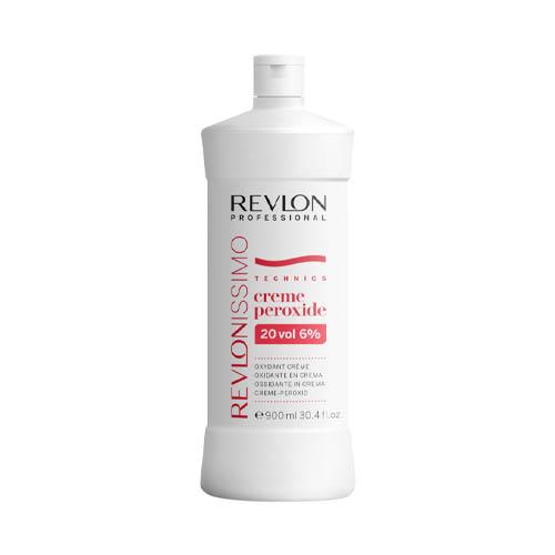 Купить Revlon Professional Кремообразный окислитель 6% Creme Peroxide 20 vol 900 мл (Revlon Professional, Revlonissimo), США