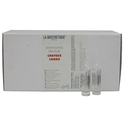 LaBiosthetique SPA-флюиддля придания гладкости волосам в ампулах Detangling Spa Fluid 50 ампул (LaBiosthetique, Уход за волосами)