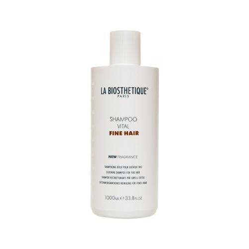 LaBiosthetique Укрепляющий шампунь для тонких поврежденных волос 1000 мл (LaBiosthetique, Fine Hair) la biosthetique укрепляющий шампунь для тонких волос methode fine shampoo vital fine hair 200 мл