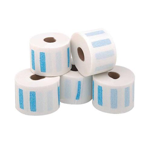Купить Чистовье Воротнички бумажные перфорированные для парикмахерских работ 5 х 100 шт (Чистовье, Расходные материалы для головы)