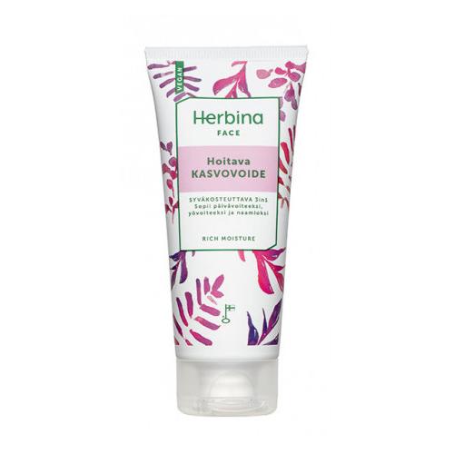 BERNER Herbina крем глубокое увлажнение 50 мл (BERNER, Средства ухода за кожей лица)