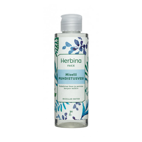 BERNER Herbina Мицилярная вода 150 мл (BERNER, Средства ухода за кожей лица)