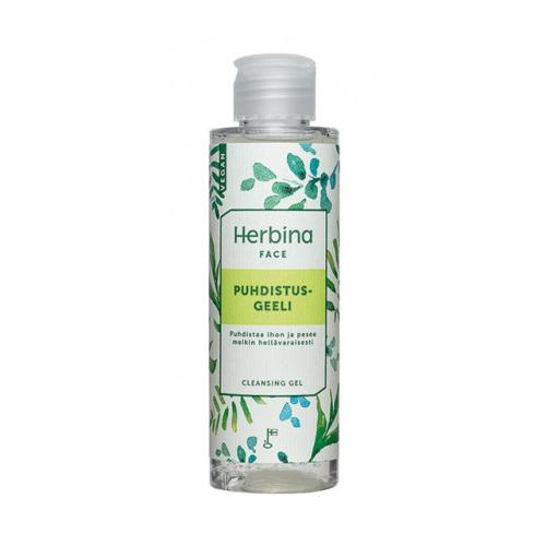 BERNER Herbina гель для умывания 150 мл (BERNER, Средства личной гигиены)