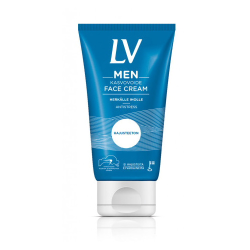 BERNER LV Men Увлажняющий крем для лица (BERNER, Уход для мужчин)