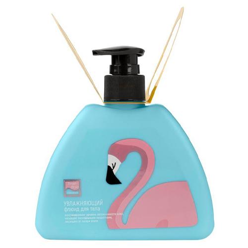 Купить Beauty Style Увлажняющий флюид для тела Lovely care 300 мл Фламинго (Beauty Style, Beauty Style SPA), США